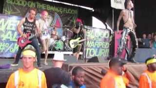 Blood On The Dance Floor- Sexxting w/ Jeffree Star Atlanta Warped Tour 2012