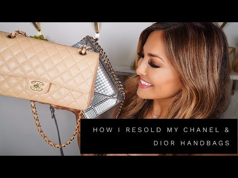 Xxx Mp4 HOW I SOLD MY CHANEL Amp DIOR BAG Designer Reselling Tips 3gp Sex