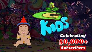 GreenGoldKids - Thank you 50,000+ Subscribers