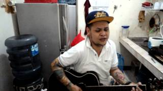 Xander ongko manumpiL - The weekend - can't feel my face (cover)