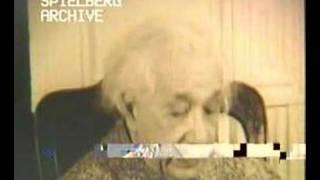 Entrevista  a Albert Einstein