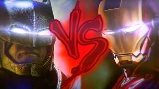 Batman Vs Homem de Ferro | Duelo de lendas | Part. David Black