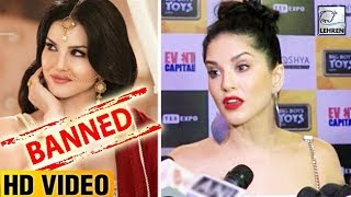 Sunny Leone ANGRY On Her Condom Ad BAN | LehrenTV