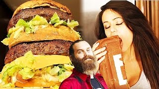 Top 10 Epic Meal Time Creations