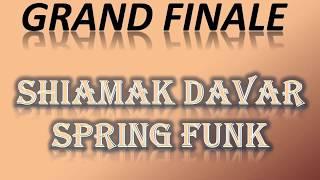 Shaimak Davar Spring Funk 2018