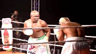 Bukom Banku vs. Ayitey Powers 2