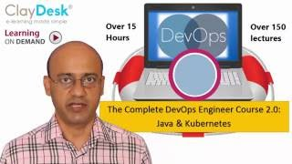 The Complete DevOps Engineer Course 2.0 - Java & Kubernetes