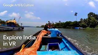 Explore Incredible India In 360