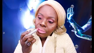 MAKEUP STORY TIME ASMR CHEWING GUM I DAUGHTER PREGNANT