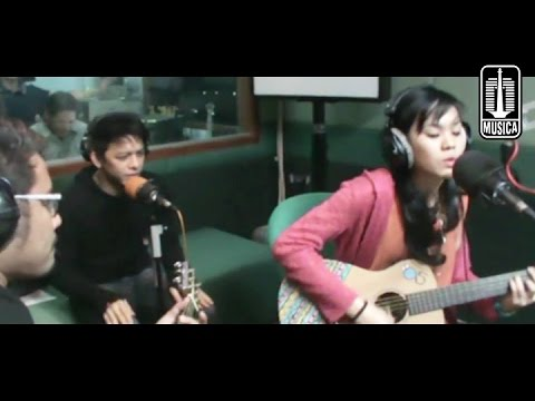 Ariel NOAH menjadi Surprise Guest Sheryl Sheinafia di Program Indokustik iRadio Mp3