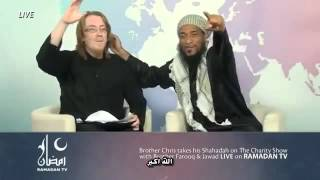 اسلام نصراني على الهواء مباشرة مترجم - Christian Converts to Islam