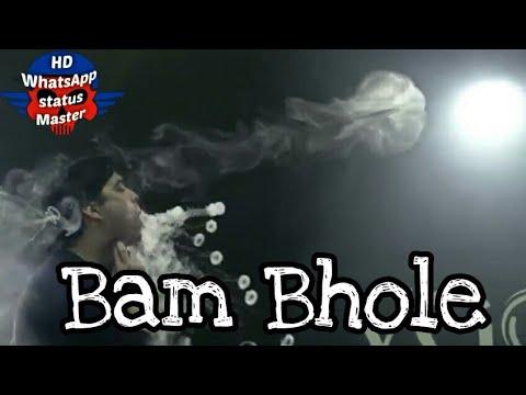 Bom bhole viruss Whatsapp status|| smoking whatsapp status|| hd whatsapp status master