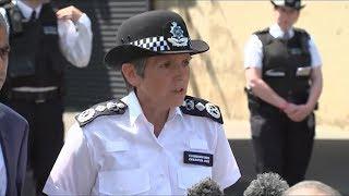 Cressida Dick: Finsbury Park mosque attack