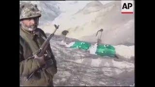Rare Combat Footage of Kargil War and Capture of Point 4875 - Kargil War India-Pakistan 1999