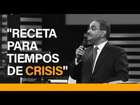 Receta para tiempos de Crisis Dr. Mizraim Esquilín