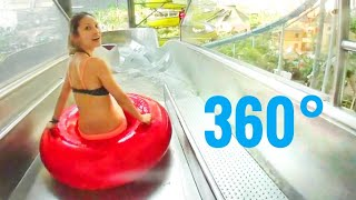 Waterslide 360° Girl Best VR videos Samsung Gear 360