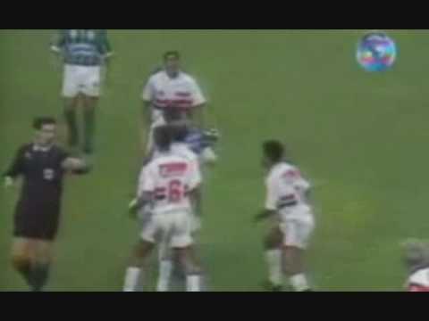 As 5 maiores brigas do Palmeiras