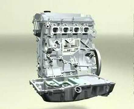 Motor por dentro Peças e funcionamento