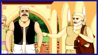 Akbar And Birbal - The Oil Man And The Butcher - Tamil