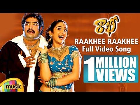 Xxx Mp4 Rakhi Telugu Movie Songs Raakhee Raakhee Video Song Jr NTR Charmi Ileana DSP 3gp Sex