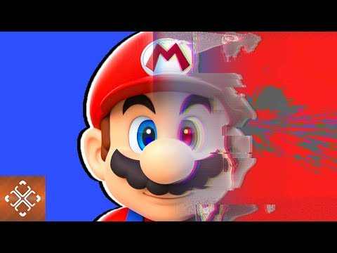 Xxx Mp4 Old School Nintendo GLITCHES That Will Creep You Out 3gp Sex