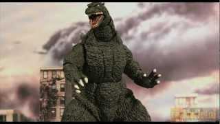 NEW! Godzilla Diorama Products for S.H. MonsterArts and Vinyl Godzila Toys - GUNPLA Gundam