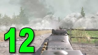 Call of Duty 4 - Part 12 - Heat (Let's Play / Walkthrough / Gameplay)