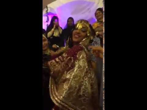 Sudanese wedding dance