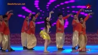Big Star Entertainment Awards 2012 Main Event 31 SANU KHAN