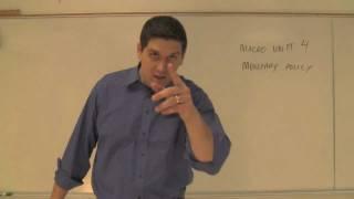 Macro Unit 4 Intro- Money and Monetary Policy (AP Macroeconomics)
