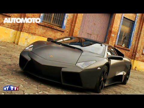 La Lamborghini Reventon la supercar à l esthétique d avion de chasse