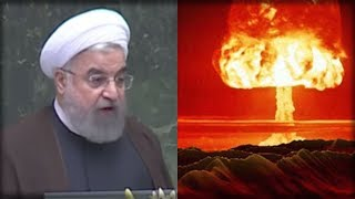 GOD HELP US: IRAN JUST ANNOUNCED THE WORST THING IMAGINABLE WITH THEIR NUKES
