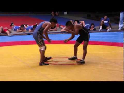 Lucha Olimpica FPLA Max Bazan vs Sixto
