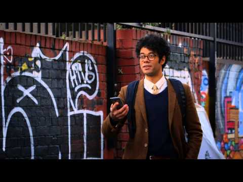 Richard Ayoade & Keith Allen on Health & Safety: Gadget Man S04E04
