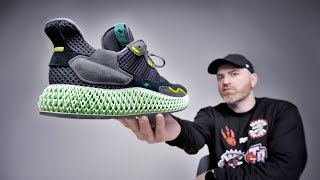 The Most Futuristic 4D Sneakers