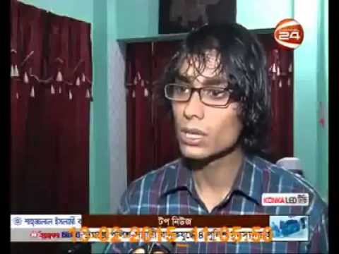 bangladesh young scientist has made rail line sensors & laser control automatic gun security system