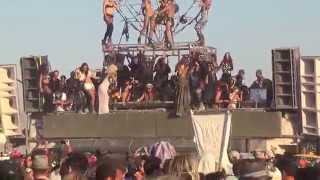 Lee Burridge - Robot Heart - Burning Man 2014