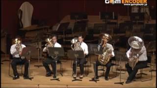 デンソー吹奏楽団第34回定期演奏会 バリチューバ5重奏「宇宙戦艦ヤマト」