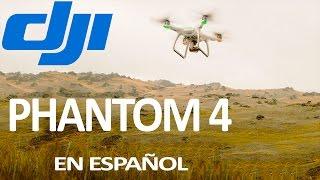 DJI PHANTOM 4 EN ESPAÑOL