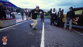 Robsun vs Little Shao  | TopRock PreParty Red Bull BC One Camp Russia 2017