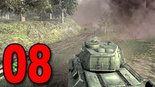 Call of Duty: World at War - Part 8 - Blood and Iron (Let's Play / Walkthrough)