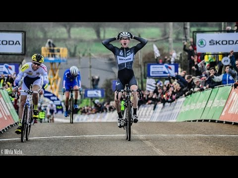 CHAMPIONNATS DE FRANCE CYCLO CROSS ESPOIRS