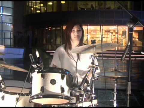 fantastic SEXY drum show