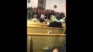 Royzell Dillard's Funeral - Close to Thee
