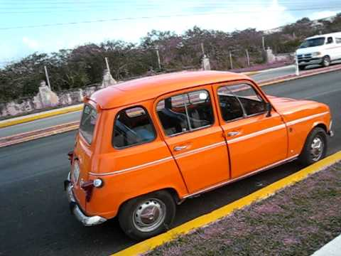 Mexican Renault 4