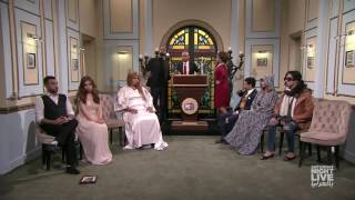مزاد المسلسلات - SNL بالعربي