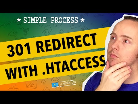 Download 301 Redirect Using .HTAccess - Redirect A Website Page | WP Learning Lab free