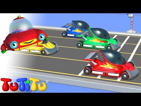TuTiTu Carros de corrida