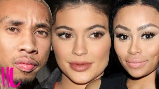 Tyga Defends Kylie Jenner After Blac Chyna Diss