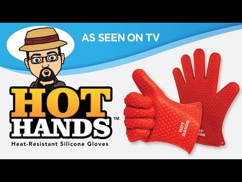 Hot Hands On My Butt! - AS SEEN ON TV